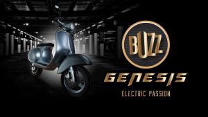 Buzz Genesis Limited Edition
