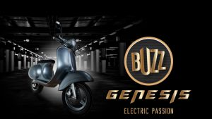 Buzz Genesis, electric scooter