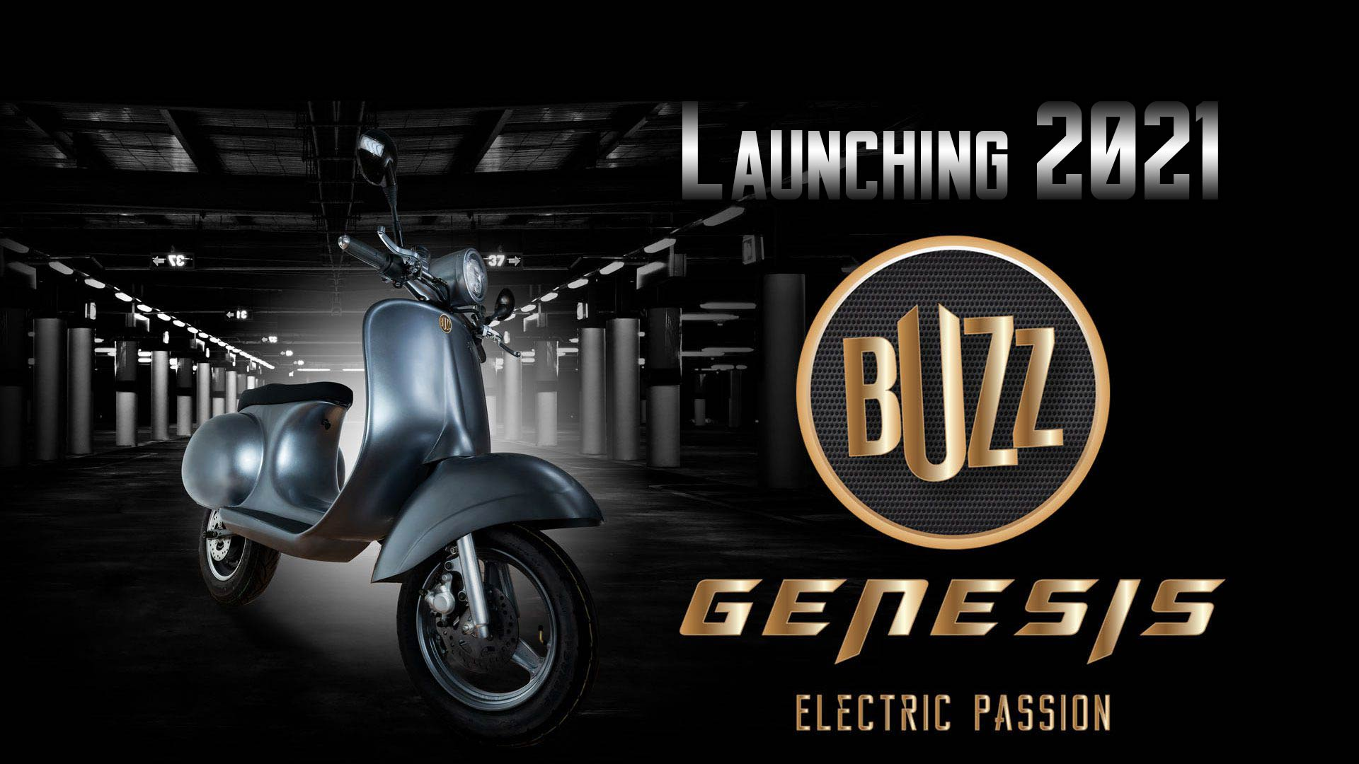 Buzz eScooter
